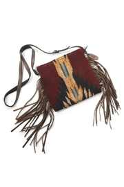 Fair Trade Goods Shadow Fringe Bag - Product Mini Image