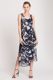 Nic + Zoe Shadowbloom Midi Dress - Product Mini Image