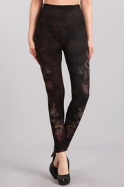M. Rena Shadowy Garden Leggings - Product Mini Image