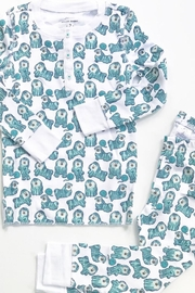 Roberta Roller Rabbit Shaggy Kids Pj-Set - Front cropped