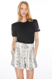 Generation Love  Shailene Crystal Top - Front cropped