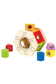 Hape  Shake 'n Match Shape Sorter - Product Mini Image