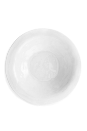 Q Squared Shallow Round Bowl - Front cropped