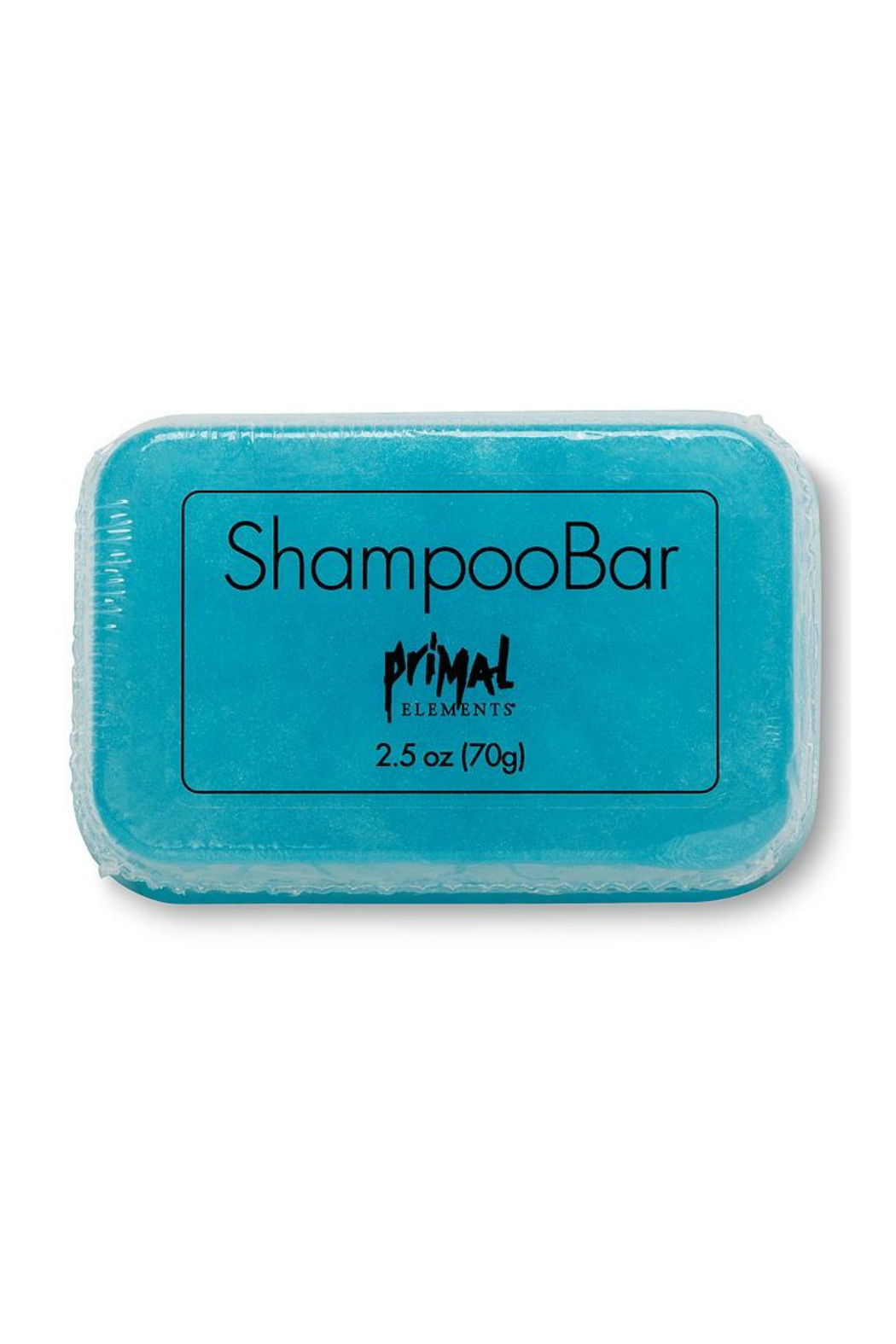 Primal Elements SHAMPOO BAR FACETS OF THE SEA - Main Image