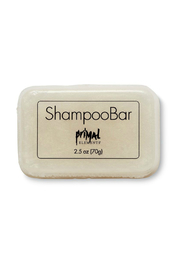 Primal Elements SHAMPOO BAR HONEY ALMOND - Front cropped