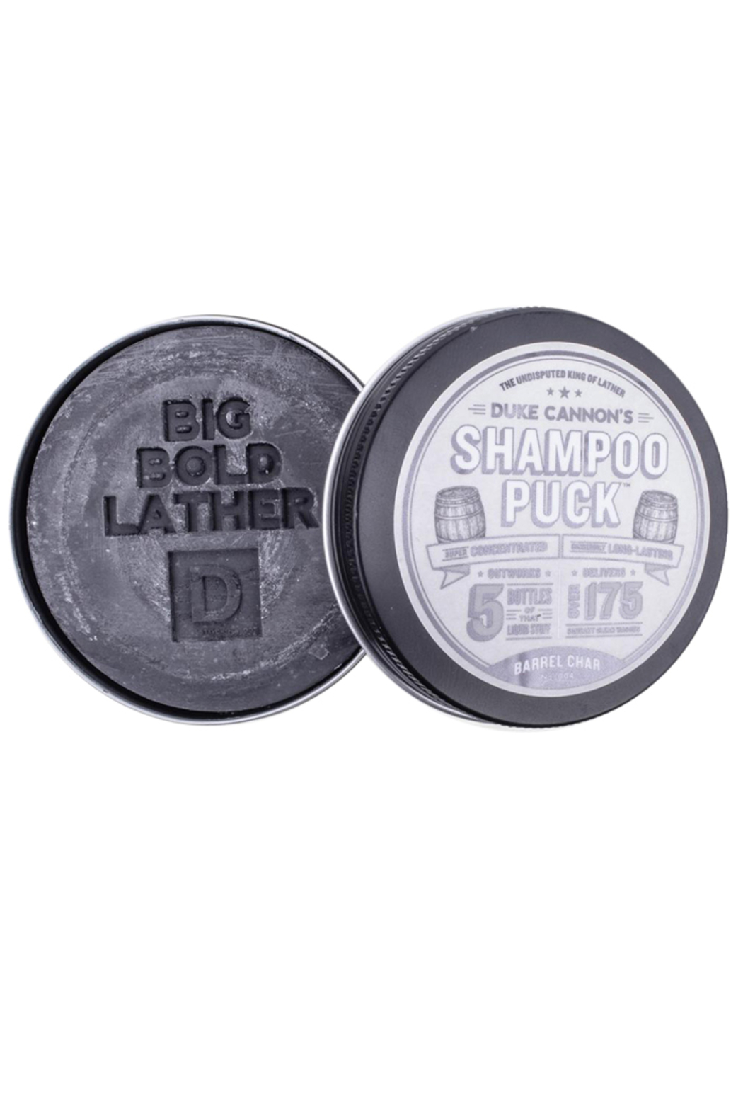 Duke Cannon SHAMPOO PUCK - Front Cropped Image