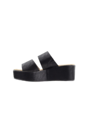 Corkys Shamrock Wedge Sandal - Product Mini Image