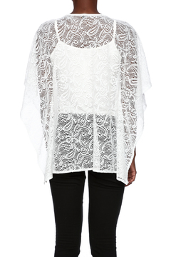 Shana Embroidered Two Piece Top - Alternate List Image