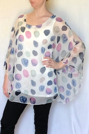 Shana Chiffon Cape - Product Mini Image