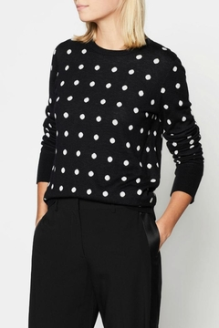 Equipment Shane Dot Sweater - Product List Image