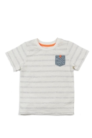 Egg  by Susan Lazar Shane Pocket T-Shirt - Front cropped
