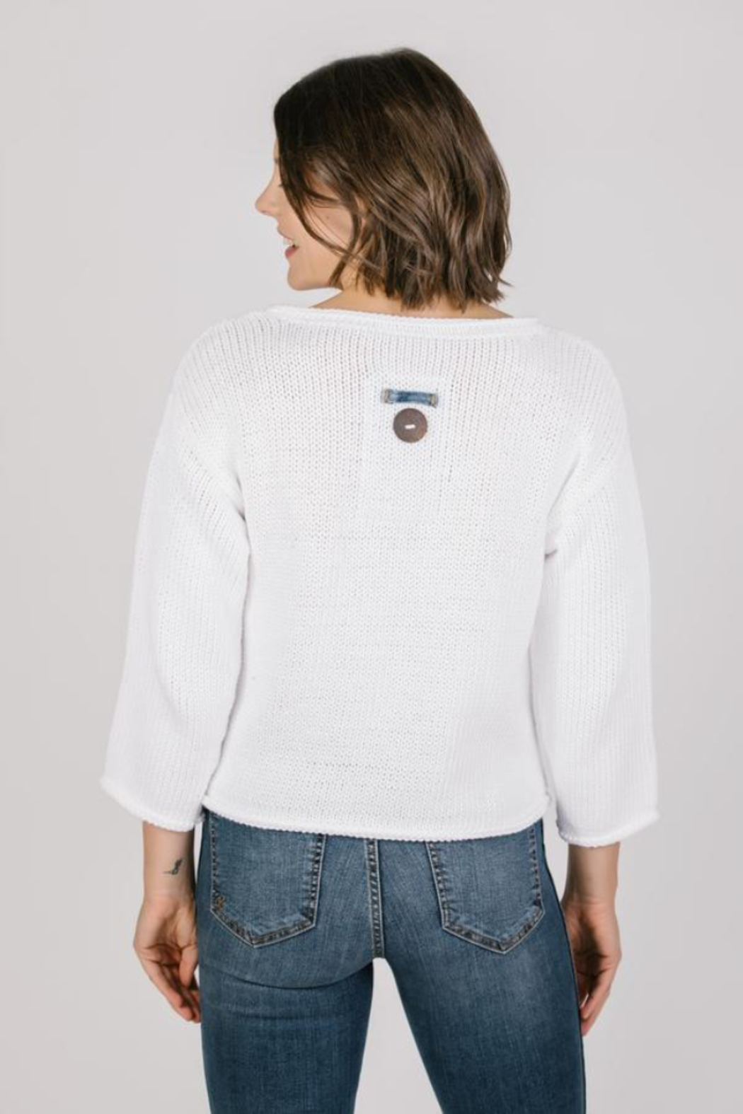 Shannon Passero Marion Pullover - Side Cropped Image