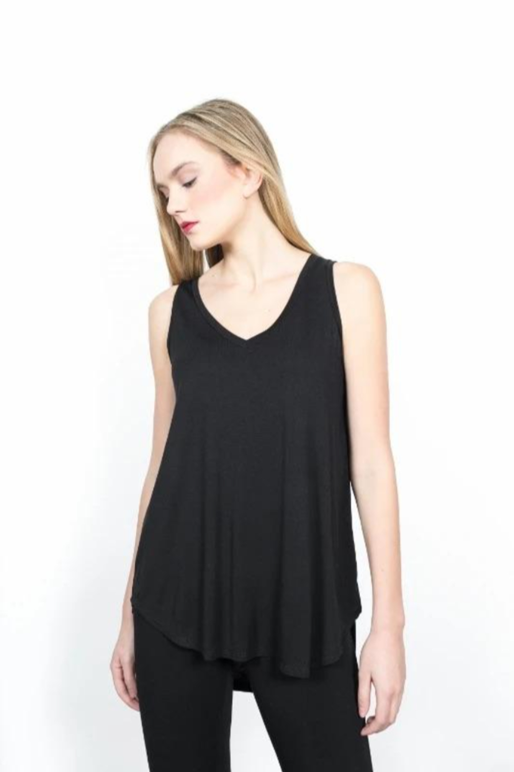 Shannon Passero Rivika Tank Top - Front Cropped Image