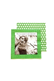 Shannon Martin Holiday Cocktail Napkins - Product Mini Image