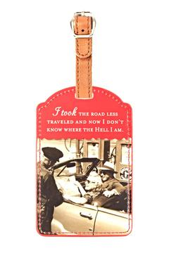Shannon Martin Luggage Tag - Product List Image