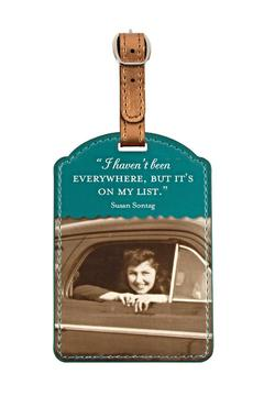 Shannon Martin Luggage Tag - Alternate List Image