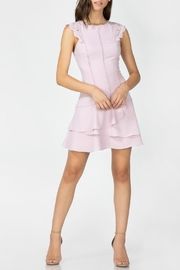 Adelyn Rae Shanti Shift Dress - Product Mini Image