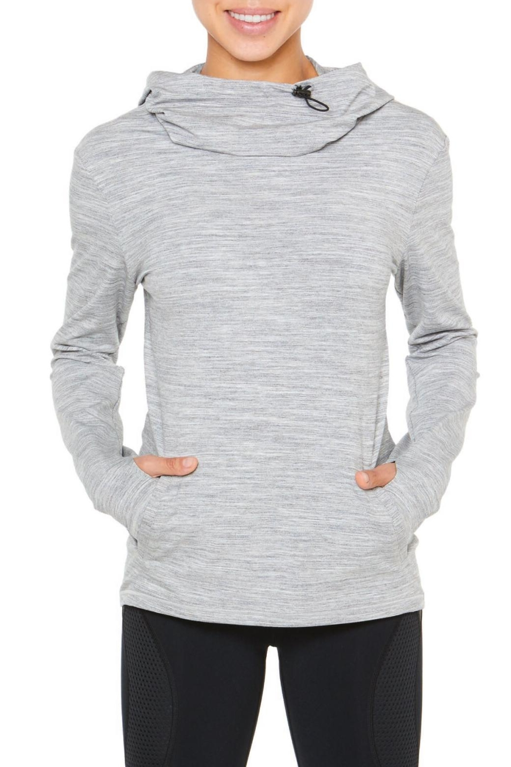 SHAPE Activewear Cowl Pullover - Main Image