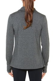 SHAPE Activewear Long Sleeve Wrap - Front full body