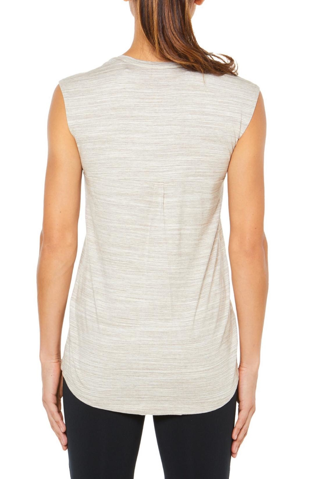 SHAPE Activewear Muscle Tank - Front Full Image