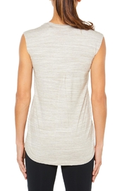 SHAPE Activewear Muscle Tank - Front full body