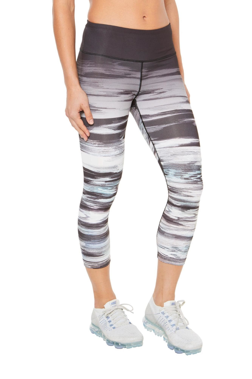 SHAPE Activewear Ombre Capri - Front Full Image