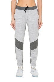 SHAPE Activewear Gray Sweatpants - Front cropped