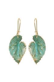 We Dream In Colour Shari Begonia Earrings - Product Mini Image