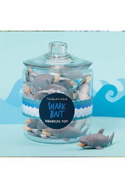 Cupcakes and Cartwheels Shark Bait Squeeze Toy - Product Mini Image