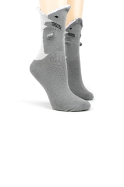 Foot Traffic Shark Knee High - Product Mini Image