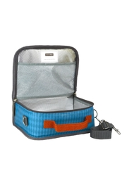 Petit Collage Shark Lunch Box - Front full body