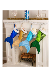 DEI SHARK TAIL STOCKING - Front full body