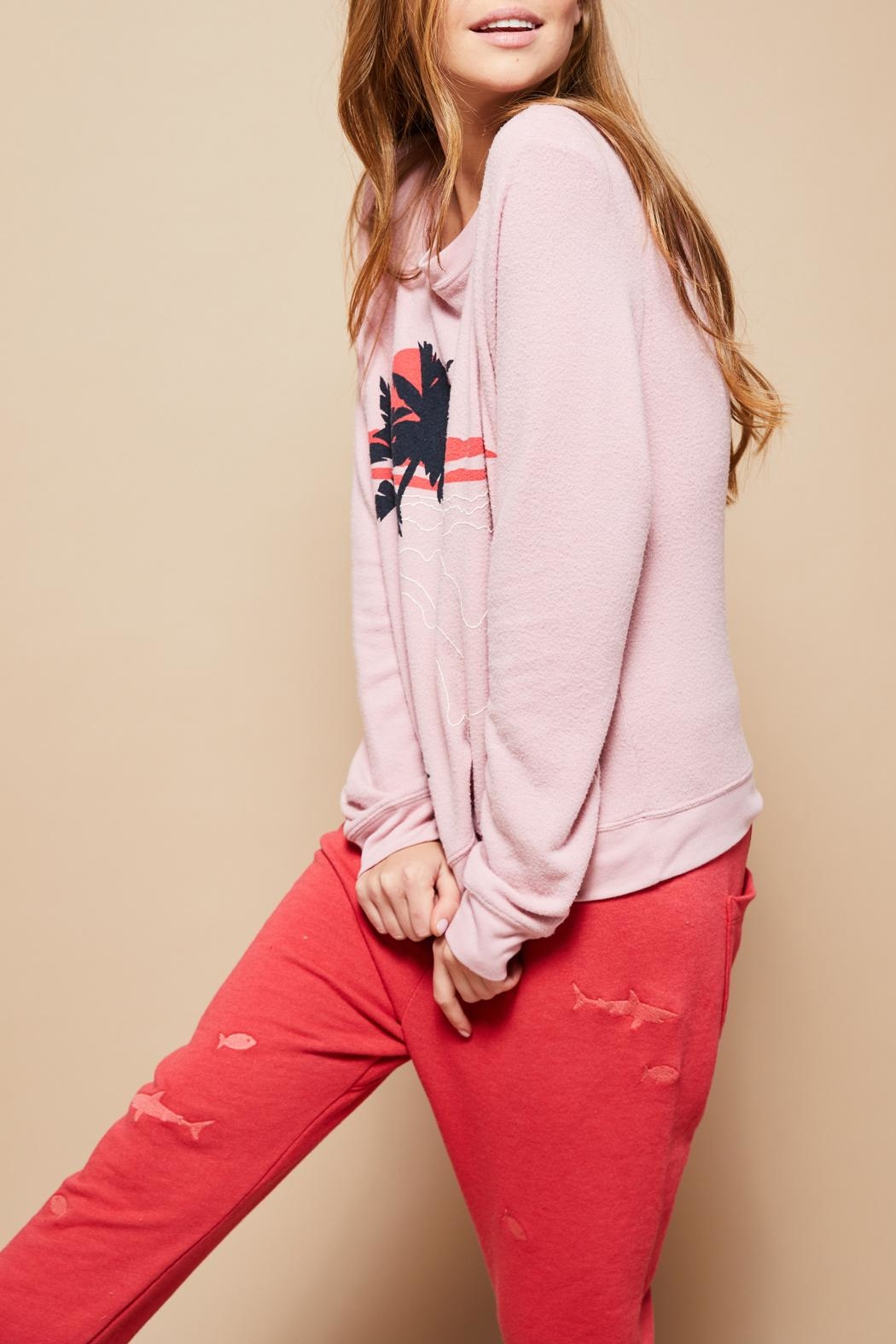 All Things Fabulous Shark Tank Sweats - Side Cropped Image