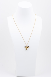 Jacquie Aiche Shark Tooth Necklace - Front full body