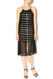 Shasa Black And White Dress - Front cropped