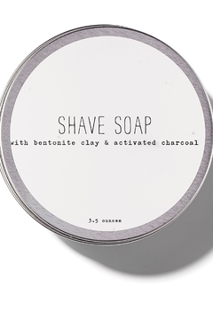 handmade. la conner Shave Soap - Alternate List Image