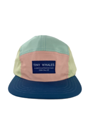 Tiny Whales  Shaved Ice Panel Hat - Front cropped