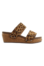 Corky's Shoes Shaw Heeled sandal - Front full body