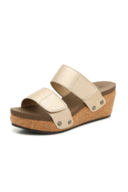 Corkys Shaw Wedge - Front cropped