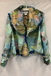 Petit Pois by Viviana G. SHAWL COLLAR JACKET - Front cropped