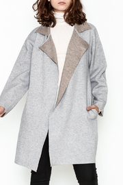 In Style/ BLVD Shawl Collar Jacket - Product Mini Image