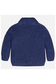 Mayoral Shawl Collar Sweater - Side cropped