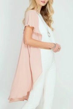 She + Sky Shawl Front Vest - Product List Image