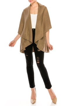 Look by M Shawl Sweater Scarf - Product List Image