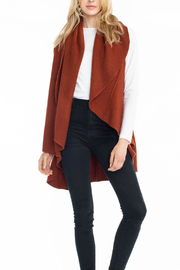 Look By M  Shawl Vest - Product Mini Image