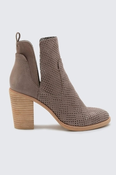 Dolce Vita Shay Perforated Booties - Product List Image