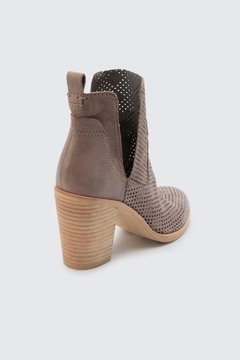 Dolce Vita Shay Perforated Booties - Alternate List Image