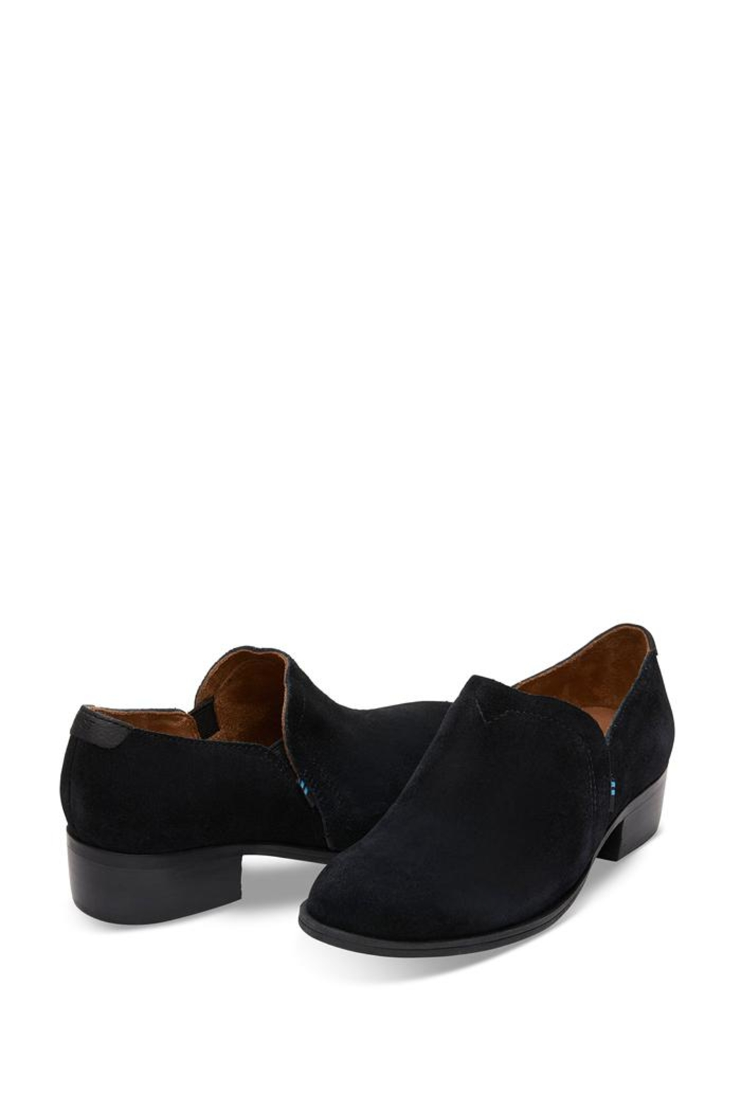 TOMS Shaye Suede Booties - Main Image