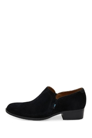 TOMS Shaye Suede Booties - Front full body