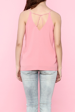 Shoptiques Product: Coral Strappy Tank